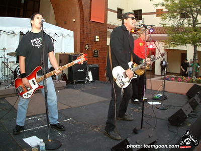 Channel 3 - at The Autry Museum - Los Angeles, CA - June 8, 2004