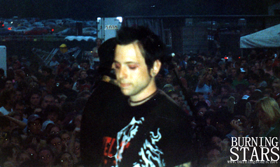 Good Charlotte @ Darien Lake (Buffalo, NY); 8/18/04