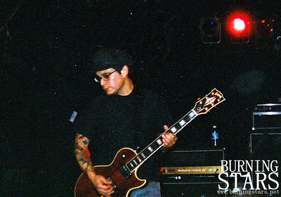 Letter Kills @ Water Street Music Hall (Rochester, NY); 1/22/04