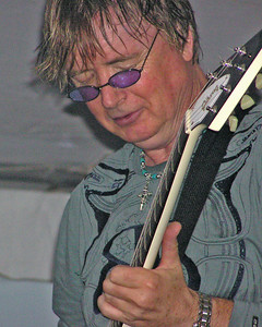 Kim Simmonds, member of the famed Savoy Brown, was the headliner for the 2005 Blues n Brews Festival.