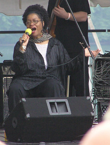"Shirley Lewis is known as Boston's ""Regal Queen of the Blues."""