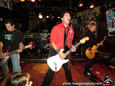 Channel 3 - Last Show at CBGB's - September 9 & 10, 2005 - New York, NY
