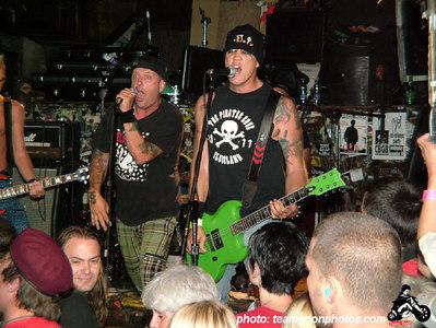 DI - Last Show at CBGB's - September 9 & 10, 2005 - New York, NY