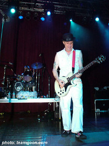 The Adicts - at House of Blues - Anaheim, CA - November 6, 2005