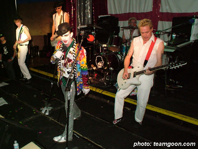 The Adicts - at The Wheelhouse - Hemet, CA - November 10, 2005
