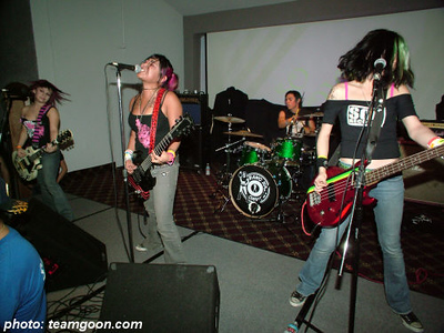So Unloved - at The Grand Palace - El Cajon, CA - November 8, 2005
