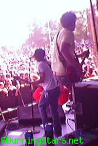 The Starting Line @ Molson Ampitheatre (Barrie, ON); 7/30/05