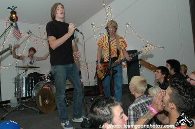 Teredacdudes - at Fullerton Skate Park and Kent's - Fullerton, CA - November 4, 2006