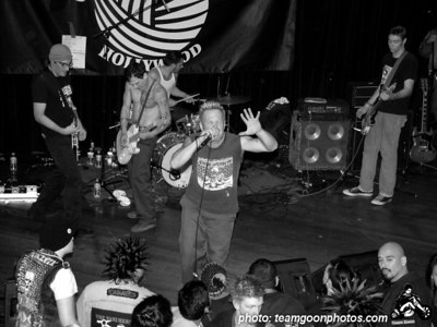 Decry  - at The Knitting Factory - January 3, 2006