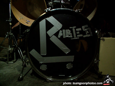 RABIES - at The Knitting Factory - January 3, 2006