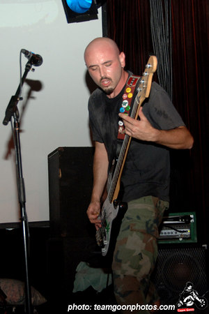 Bobot Adrenaline - Kiss or Kill Club at Safari Sams - Hollywood, CA - August 18, 2006