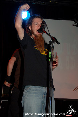 Rob z your MC - Kiss or Kill Club at Safari Sams - Hollywood, CA - August 18, 2006