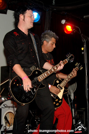 Blockage - Kiss or Kill Club at Safari Sams - Hollywood, CA - August 18, 2006