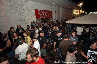 Kiss or Kill Club at Safari Sams - Hollywood, CA - August 18, 2006
