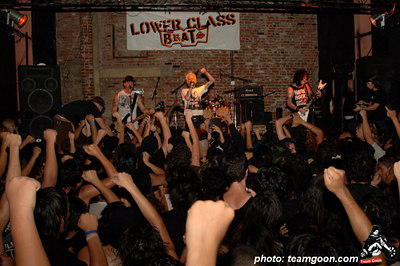 Lower Class Brats at The Allen Theater in South Gate, CA on July 28, 2006 Future Lower Class Brat