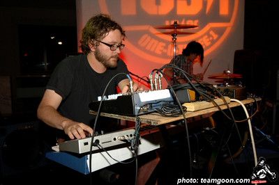 Joe Lester - Silversun Pickups at The Hammer Museum - Los Angeles, CA - July 6, 2006