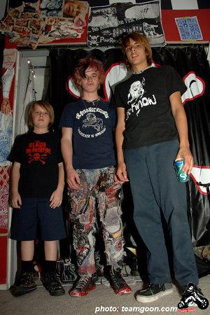 The Strange Ones - Skulls last show at The Showcase Theater - Corona, CA - March 10, 2006