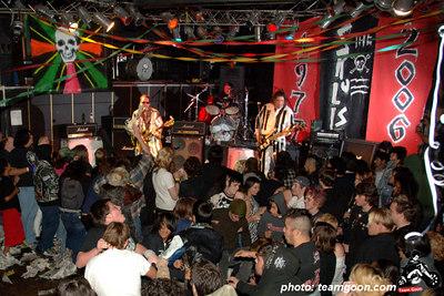Neon Maniacs - Skulls last show at The Showcase Theater - Corona, CA - March 10, 2006