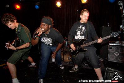Bad Reaction -  at Hooligan High - Safari Sams - Hollywood, CA - July 23, 2006