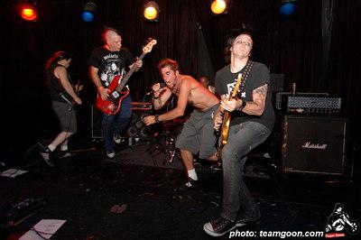 Unit F - at Hooligan High - Safari Sams - Hollywood, CA - July 23, 2006