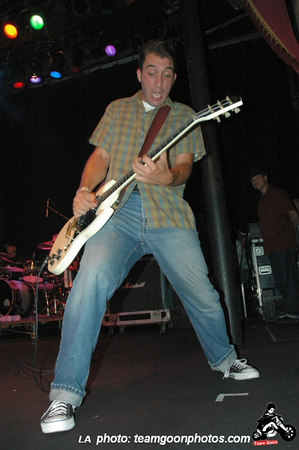 The Adolescents - at The Galaxy - Santa Ana, CA - October 10, 2006