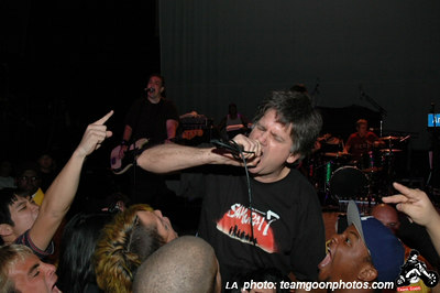 The Adolescents - at The Fonda Theater - Hollywood, CA - October 18, 2006