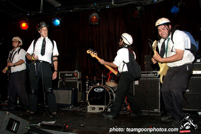 The Mormons - Safari Sams - Hollywood, CA - September 1, 2006 - Photo