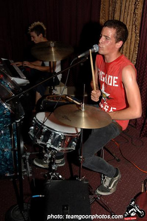 Commie Party - at The Airliner - Lincoln Heights - Los Angeles, CA - August 27, 2006