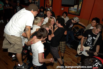 RABIES - at The Airliner - Lincoln Heights - Los Angeles, CA - August 27, 2006