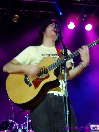 Teddy Geiger @ the Harro East Ballroom (Rochester, NY); 9/09/06