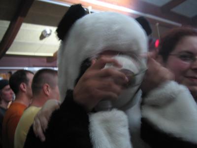 Sexual Harassment Panda