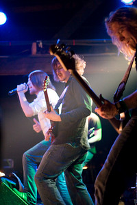 Dave Nadolski, John McCleary and Kenn Davis