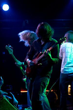 Kenn Davis (bass) and John McCleary (lead guitar)