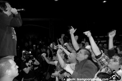 Adolescents and Agent Orange - at the Galaxy Theater - December 1, 2007 - Santa Ana, CA