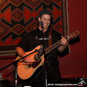 Chuck Ragan - at Tangiers - Los Angeles, CA - February 19, 2007