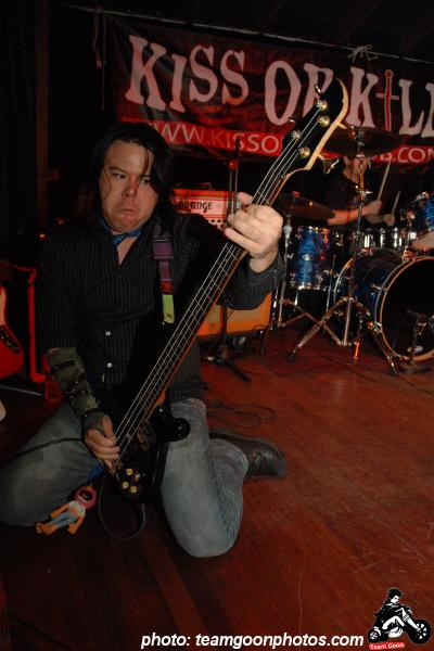 Johnny 99 Silver Needle - at El Cid - Los Angeles, CA - December 12, 2007