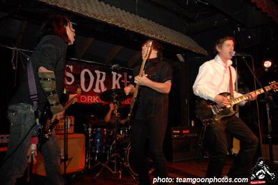 Silver Needle - at El Cid - Los Angeles, CA - December 12, 2007