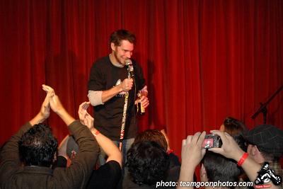 Last Kiss or Kill Club - with Bang Sugar Bang - The Randies - Midway - Silver Needle - Underwater City People - at El Cid - Los Angeles, CA - December 12, 2007