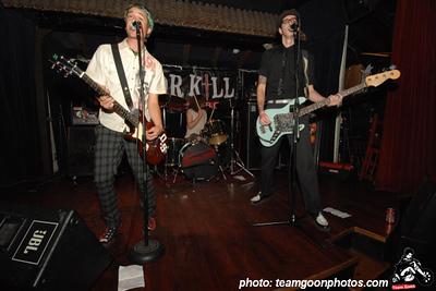Rainman Suite - at Kiss or Kill Club - El Cid - Los Angeles, CA - November 28, 2007