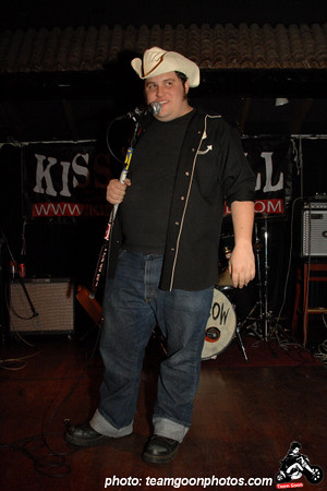 Pussy Cow - at Kiss or Kill Club - El Cid - Los Angeles, CA - November 28, 2007