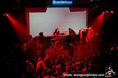 Stellastarr* - at The Troubadour - February 7, 2007 - Hollywood, CA  Check them out at their website:  http://stellastarr.com or their My  Space: http://myspace.com/stellastarr