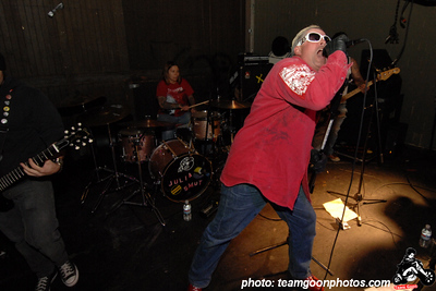 Smut Peddlers - at The Airliner - Los Angeles, CA - December 16, 2007