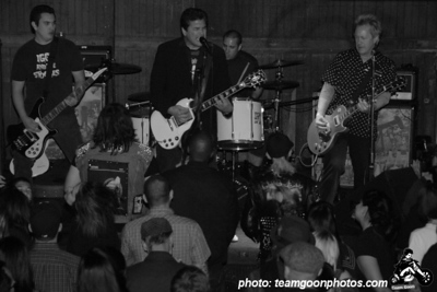 Channel 3 - at The Airliner - Los Angeles, CA - December 16, 2007