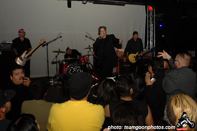 TSOL - at The Echoplex - Echo Park, CA - November 23, 2007