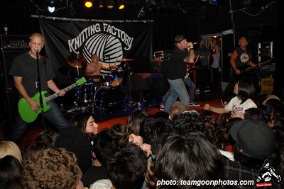 DI - at The Knitting Factory - Hollywood, CA - April 12, 2007