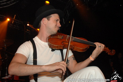 Fiddle Dan The Adicts - at the Vault 350 - Long Beach, CA - October 14, 2007