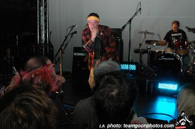 The Gears - at The Echoplex - November 11, 2007 - Los Angeles, CA
