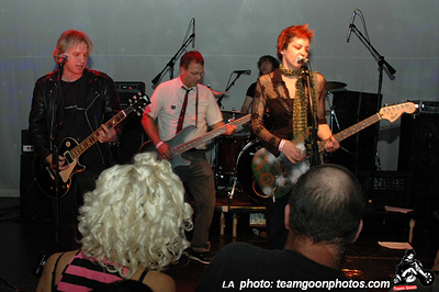 Holly Vincent and the Italians