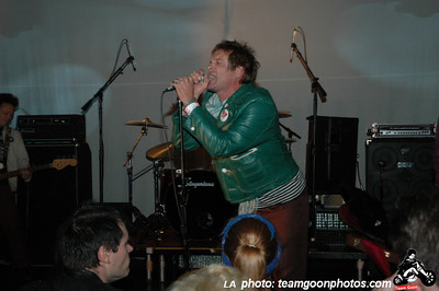 The Stitches - at The Echoplex - November 11, 2007 - Los Angeles, CA