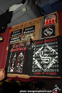 Career Soldiers - at Safari Sams - Hollywood, CA - October 19, 2007